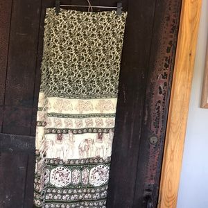 Accessories - Elephant sarong